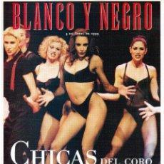 Coleccionismo de Revista Blanco y Negro: 1999. AMPARO RIVELLES. ANDRÉ RICARD. VER SUMARIO.. Lote 133903558