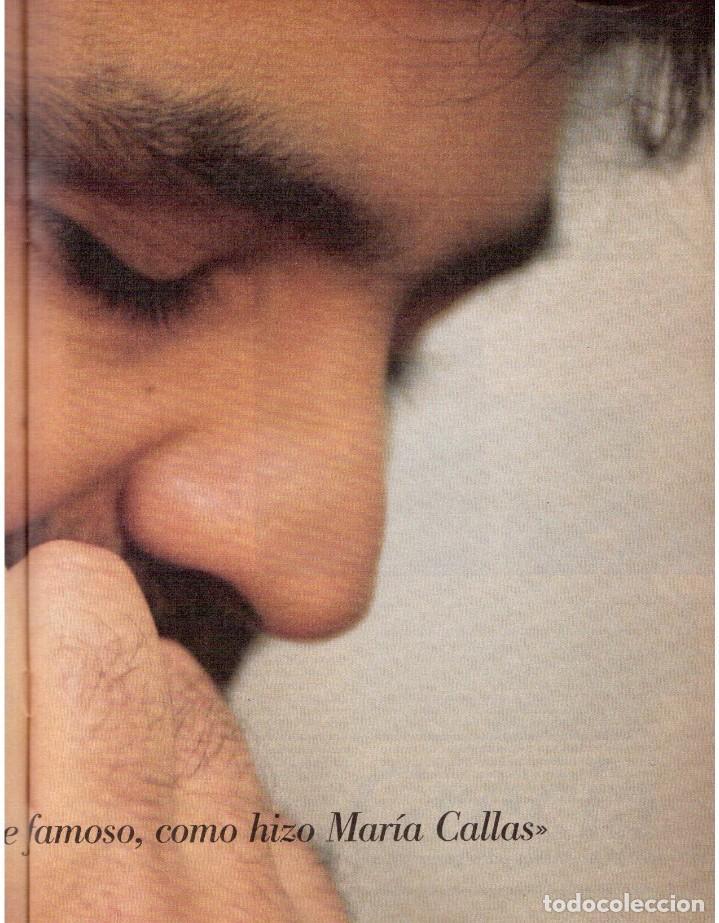 Coleccionismo de Revista Blanco y Negro: 1999. IMAN Y WALLIS DIRIE, CONTRA LA ABLACIÓN. SOLEDAD LORENZO. ANDREA BOCELLI. VER SUMARIO. - Foto 6 - 133905178