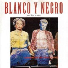 Coleccionismo de Revista Blanco y Negro: 1999. CARLOS CANO. CARMEN MARTÍN GAITE. LEYENDAS DE HOLLYWOOD. 75 AÑOS DE LA METRO. VER SUMARIO.. Lote 133910870