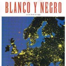 Coleccionismo de Revista Blanco y Negro: 1999. ALBERTO HERREROS. MARIO CAMUS. VER SUMARIO.. Lote 133965346