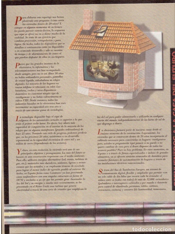 Coleccionismo de Revista Blanco y Negro: 1999. VICENTE AMIGO. PEREJAUME. NURIA ROCA. ESTEFANÍA LUIK. VER SUMARIO. - Foto 7 - 134181398