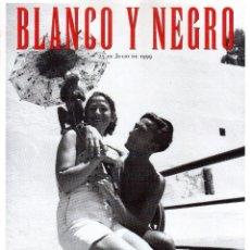 Coleccionismo de Revista Blanco y Negro: 1999. GALA Y DALÍ. JOSÉ NIETO. ANATOLI KARPOV. VER SUMARIO.. Lote 134235698