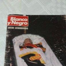 Coleccionismo de Revista Blanco y Negro: REVISTA BLANCO Y NEGRO EDICIÓN EXTRAORDINARIA. Lote 134298434