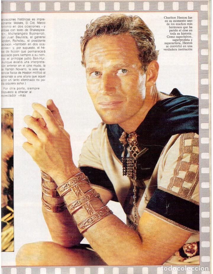 Coleccionismo de Revista Blanco y Negro: 1988. ROCIO JURADO. INÉS SASTRE. ALEJANDRA GREPI. EMMA SUÁREZ. LYDIA BOSCH. VER SUMARIO. - Foto 16 - 134360978