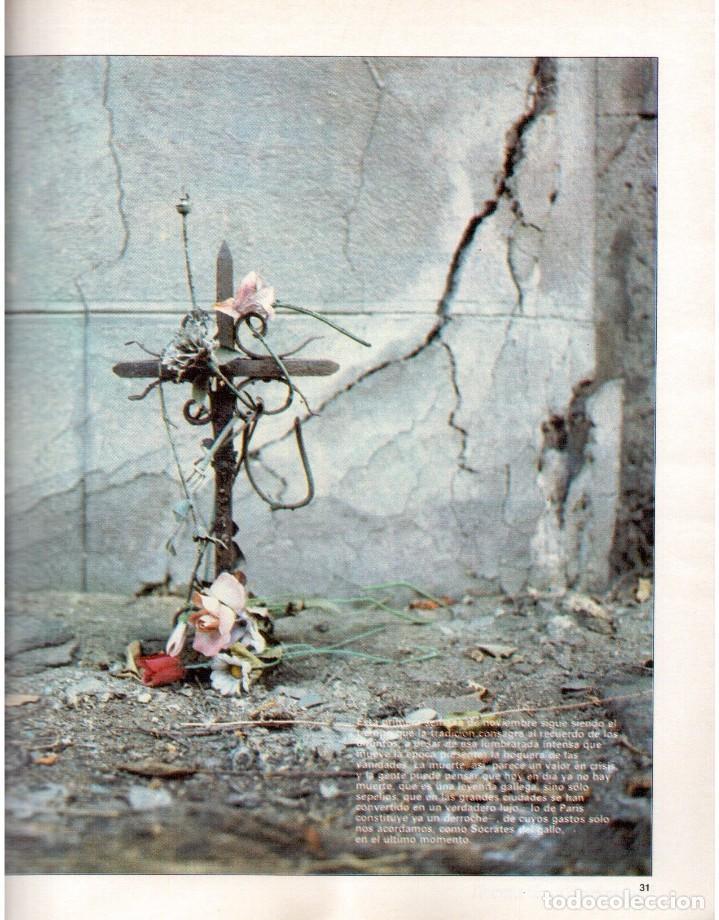 Coleccionismo de Revista Blanco y Negro: 1988. PALOMA SAN BASILIO. ALEJANDRA GREPI. MARTA SÁNCHEZ. MAYA PLISETSKAYA. JAVIER MARISCAL. VER. - Foto 4 - 134370418