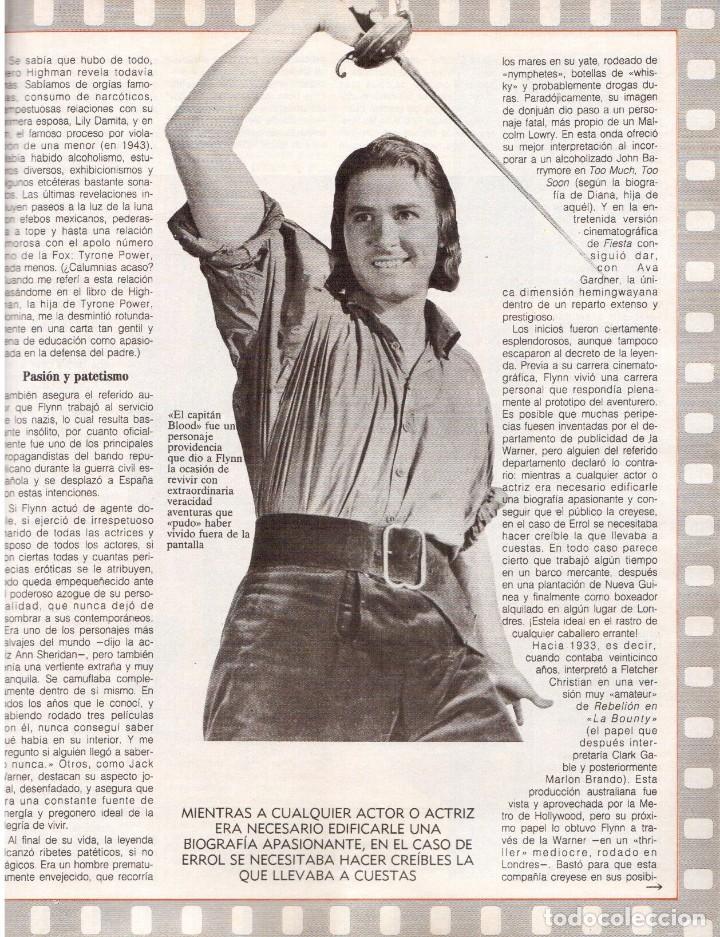 Coleccionismo de Revista Blanco y Negro: 1988. PALOMA SAN BASILIO. ALEJANDRA GREPI. MARTA SÁNCHEZ. MAYA PLISETSKAYA. JAVIER MARISCAL. VER. - Foto 21 - 134370418