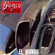 Coleccionismo de Revista Blanco y Negro: 1991. HEROES DEL SILENCIO. CRISTINA HIGUERAS. CORAL BISTUER. VER SUMARIO.. Lote 134732042