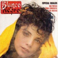Coleccionismo de Revista Blanco y Negro: 1989. MARIBEL VERDÚ. DAVID BYRNE. CARMEN ELÍAS. CARLA DUVAL. POLI DÍAZ Y MAIKA. VER SUMARIO.. Lote 134749914
