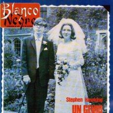 Coleccionismo de Revista Blanco y Negro: 1989. RAQUEL REVUELTA. ANGIE GRAY. MARÍA GÓMEZ. ANA OBREGÓN. VER SUMARIO.. Lote 134824658