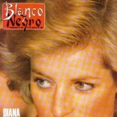 Coleccionismo de Revista Blanco y Negro: 1990. DIANA DE GALES. SILVIA ESPIGADO. LYDIA BOSCH. MARILYN MONROE. VER SUMARIO.. Lote 135173818