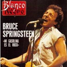 Coleccionismo de Revista Blanco y Negro: 1988. BRUCE SPRINGSTEEN. MICHAEL JACKSON. ALASKA. DECLARACIONES ÍNTIMAS DE SARA MONTIEL. VER.. Lote 135373462