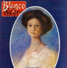 Coleccionismo de Revista Blanco y Negro: 1989. ALBERTO GARCÍA-ALIX. PALOMA RODRÍGUEZ. PAOLA DOMINGUÍN. VER SUMARIO. . Lote 135691631