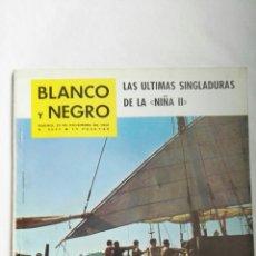 Coleccionismo de Revista Blanco y Negro: REVISTA BLANCO Y NEGRO DICIEMBRE 1962. Lote 136009705