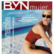 Coleccionismo de Revista Blanco y Negro: 2000. ISABELLA ROSSELLINI. PALMA DE MALLORCA. LA ATLANTIDA. VER SUMARIO.. Lote 136499538