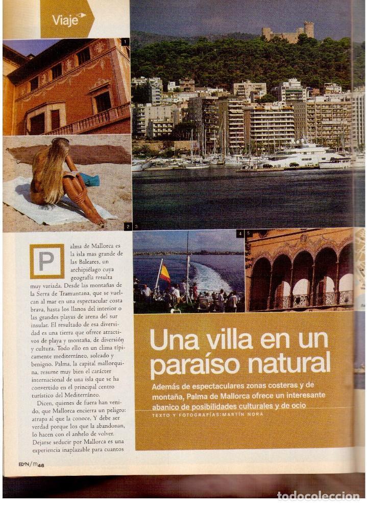 Coleccionismo de Revista Blanco y Negro: 2000. ISABELLA ROSSELLINI. PALMA DE MALLORCA. LA ATLANTIDA. VER SUMARIO. - Foto 4 - 136499538