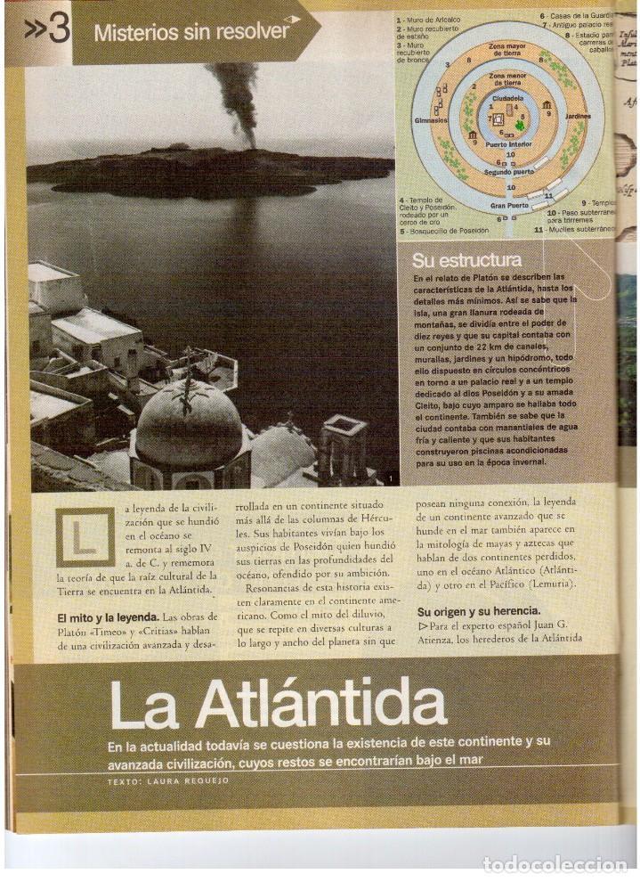 Coleccionismo de Revista Blanco y Negro: 2000. ISABELLA ROSSELLINI. PALMA DE MALLORCA. LA ATLANTIDA. VER SUMARIO. - Foto 5 - 136499538