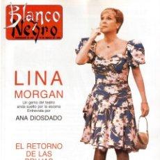 Coleccionismo de Revista Blanco y Negro: 1988. MIGUEL BOSÉ. LOLA FLORES. SARA MONTIEL. MADONNA. DAVID SUMMERS. ALASKA. LINA MORGÁN. VER.. Lote 136559130