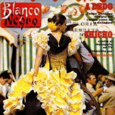 Coleccionismo de Revista Blanco y Negro: 1988. BLANCA MARSILLACH. FUTRE. PEOR IMPOSIBLE. CHICHO IBÁÑEZ SERRADOR. . Lote 137485106