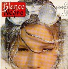 Coleccionismo de Revista Blanco y Negro: 1989. EMMANUEL. ALASKA. TINO CASAL. PACO RABANNE. CEESEPE. POLICE. VER SUMARIO. . Lote 137705986