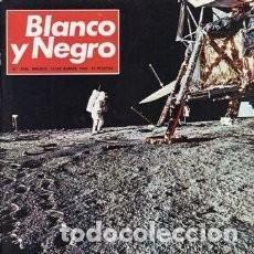 Coleccionismo de Revista Blanco y Negro: REVISTA BLANCO Y NEGRO 3006 * DICIEMBRE 1969 * LA LUNA FOTOS A COLOR * 43. Lote 137844106