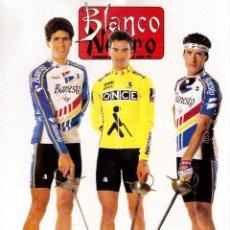 Coleccionismo de Revista Blanco y Negro: 1991. ANA OBREGÓN. PASTORA VEGA. PENÉLOPE CRUZ. MECANO. PALOMA SAN BASILIO. VER SUMARIO.. Lote 209001173