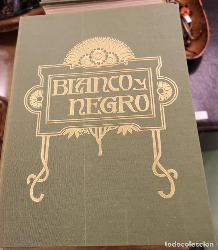 BLANCO Y NEGRO. (Coleccionismo - Revistas y Periódicos Modernos (a partir de 1.940) - Blanco y Negro)