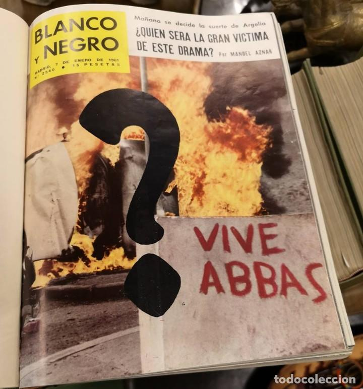 Coleccionismo de Revista Blanco y Negro: Blanco y Negro. - Foto 7 - 138743846