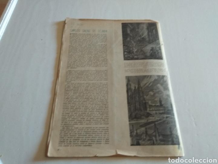 Coleccionismo de Revista Blanco y Negro: REVISTA ARTE Y LETRAS AÑO 2 n.14 5 DE FEBRERO DE 1944 - Foto 4 - 138864229