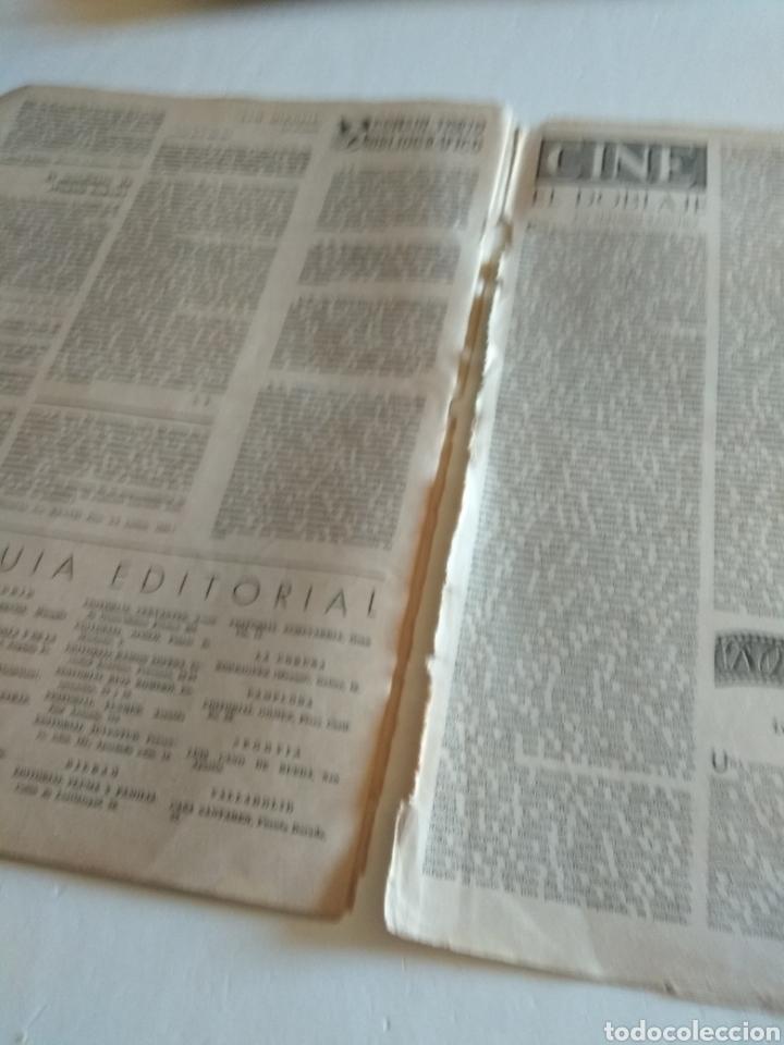 Coleccionismo de Revista Blanco y Negro: REVISTA ARTES Y LETRAS AÑO 1 N.13 15 DE OCTUBRE DE 1943 - Foto 6 - 138864941