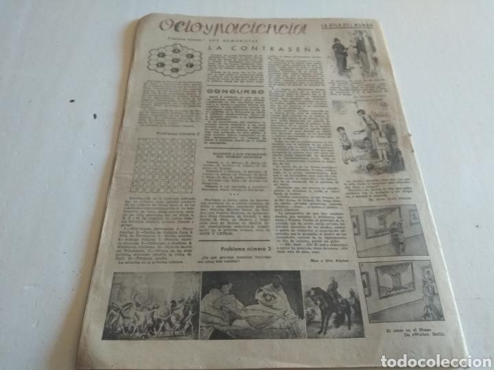 Coleccionismo de Revista Blanco y Negro: REVISTA ARTE Y LETRAS AÑO 1 N.10 15 DE AGOSTO DE 1943 - Foto 3 - 138865781
