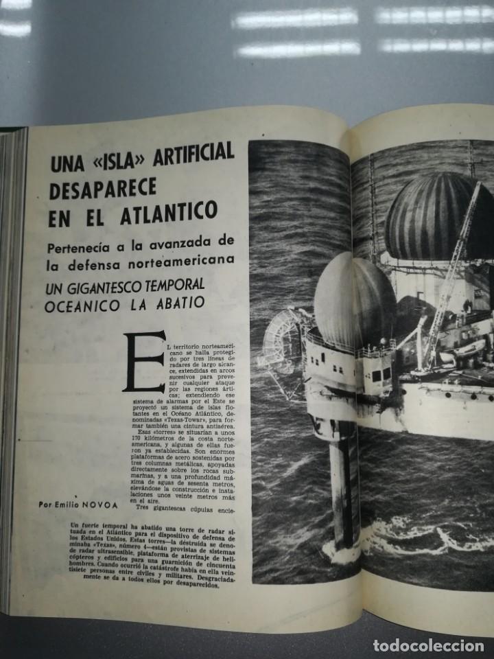 Coleccionismo de Revista Blanco y Negro: 8 revista blanco y negro encuadernadas año 1961 - Foto 6 - 139199494