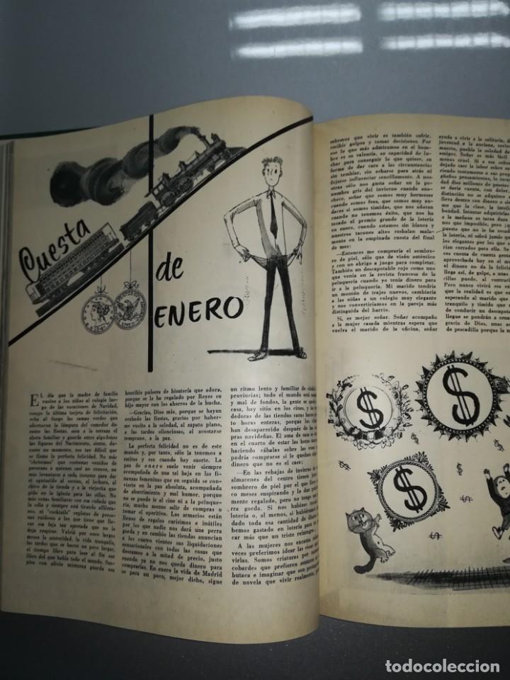 Coleccionismo de Revista Blanco y Negro: 8 revista blanco y negro encuadernadas año 1961 - Foto 7 - 139199494