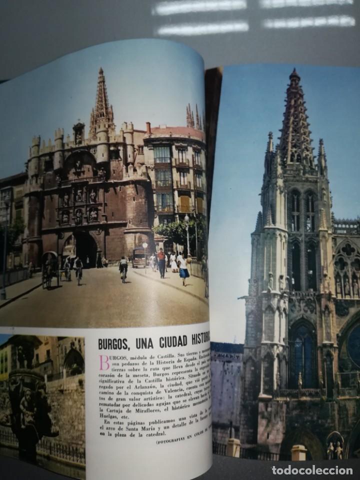 Coleccionismo de Revista Blanco y Negro: 8 revista blanco y negro encuadernadas año 1961 - Foto 9 - 139199494