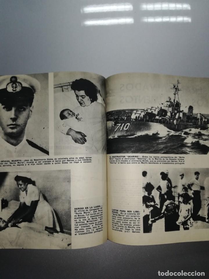 Coleccionismo de Revista Blanco y Negro: 8 revista blanco y negro encuadernadas año 1961 - Foto 11 - 139199494
