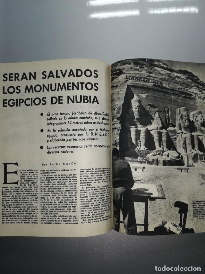 Coleccionismo de Revista Blanco y Negro: 8 revista blanco y negro encuadernadas año 1961 - Foto 12 - 139199494