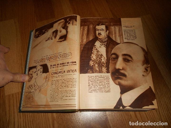 Coleccionismo de Revista Blanco y Negro: TOMO ENCUADERNADO DEL PERIODICO ABC BLANCO Y NEGRO AÑO 1935 I - Foto 5 - 139226914