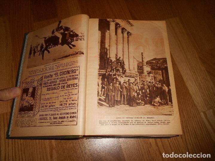 Coleccionismo de Revista Blanco y Negro: TOMO ENCUADERNADO DEL PERIODICO ABC BLANCO Y NEGRO AÑO 1935 I - Foto 7 - 139226914