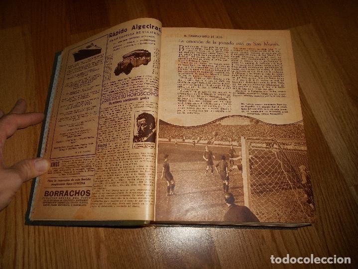Coleccionismo de Revista Blanco y Negro: TOMO ENCUADERNADO DEL PERIODICO ABC BLANCO Y NEGRO AÑO 1935 I - Foto 8 - 139226914