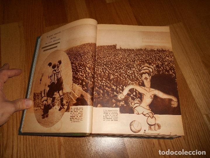 Coleccionismo de Revista Blanco y Negro: TOMO ENCUADERNADO DEL PERIODICO ABC BLANCO Y NEGRO AÑO 1935 I - Foto 9 - 139226914