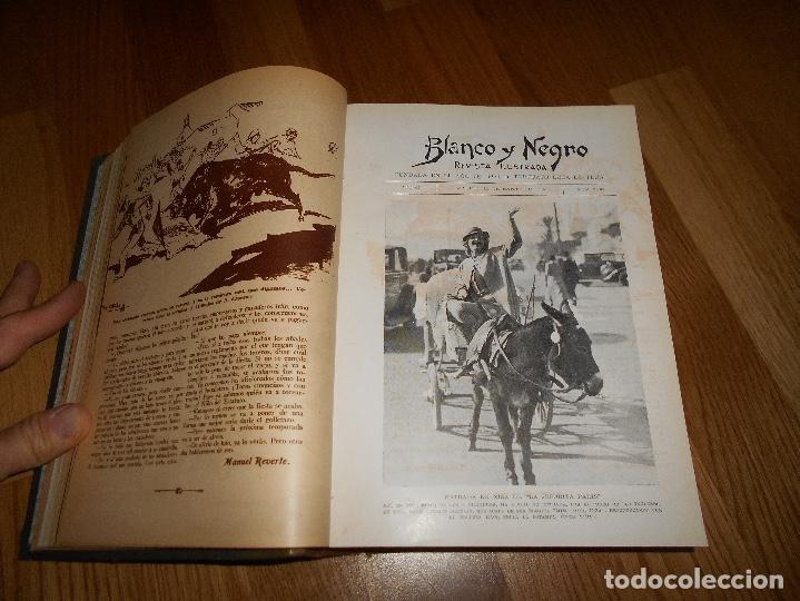 Coleccionismo de Revista Blanco y Negro: TOMO ENCUADERNADO DEL PERIODICO ABC BLANCO Y NEGRO AÑO 1935 I - Foto 14 - 139226914