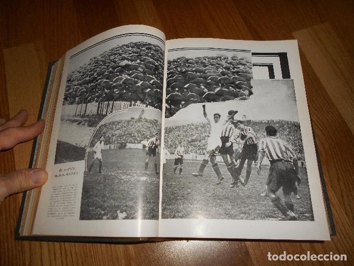 Coleccionismo de Revista Blanco y Negro: TOMO ENCUADERNADO DEL PERIODICO ABC BLANCO Y NEGRO AÑO 1935 I - Foto 16 - 139226914