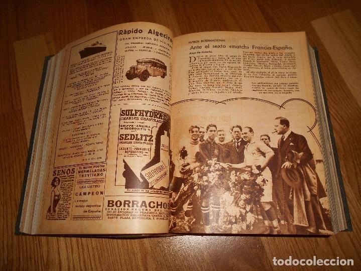 Coleccionismo de Revista Blanco y Negro: TOMO ENCUADERNADO DEL PERIODICO ABC BLANCO Y NEGRO AÑO 1935 I - Foto 17 - 139226914