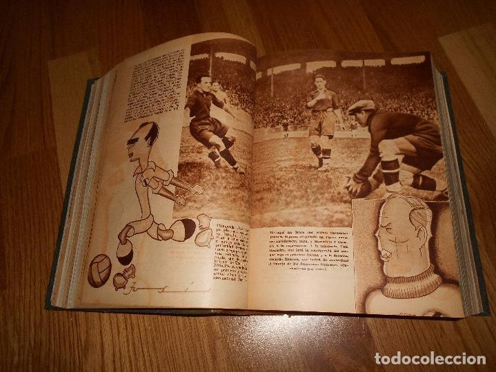 Coleccionismo de Revista Blanco y Negro: TOMO ENCUADERNADO DEL PERIODICO ABC BLANCO Y NEGRO AÑO 1935 I - Foto 18 - 139226914
