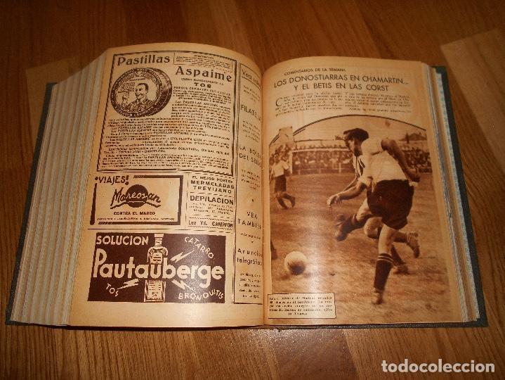 Coleccionismo de Revista Blanco y Negro: TOMO ENCUADERNADO DEL PERIODICO ABC BLANCO Y NEGRO AÑO 1935 I - Foto 24 - 139226914