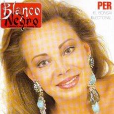 Coleccionismo de Revista Blanco y Negro: 1991. PALOMA SAN BASILIO. CRISTINA HIGUERAS. ALEJANDRO SANZ. GENESIS. VER SUMARIO.. Lote 139295406