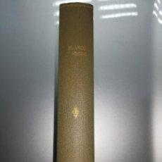 Coleccionismo de Revista Blanco y Negro: 9 REVISTA BLANCO Y NEGRO ENCUADERNADAS AÑO 1959. Lote 139574610