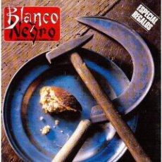 Coleccionismo de Revista Blanco y Negro: 1991. CONCHA GARCÍA ALBARRÁN. YANNIK NOAH. BONNIE RAYTT. EN CASA DE ANTONIO GARCÍA Y ANA OBREGÓN. . Lote 139824122