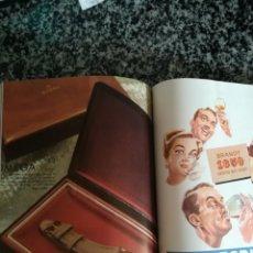 Coleccionismo de Revista Blanco y Negro: 9 REVISTA BLANCO Y NEGRO ENCUADERNADAS AÑO 1957. Lote 139915198