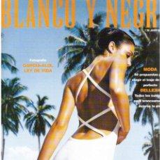 Coleccionismo de Revista Blanco y Negro: 1998. CHARLIZE THERON. INGRID RUBIO. PINA BAUSCH. SILVIA MARSÓ. CAMARÓN (1991). ALASKA (1989). VER .. Lote 140578986