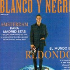 Coleccionismo de Revista Blanco y Negro: 1998. JULIE DELPY. DARYL HANNAH. KINKS. TÁPIES. GUSTAVO SALMERÓN. LOU REED. MARIA ESTEVE. VER.. Lote 140585078
